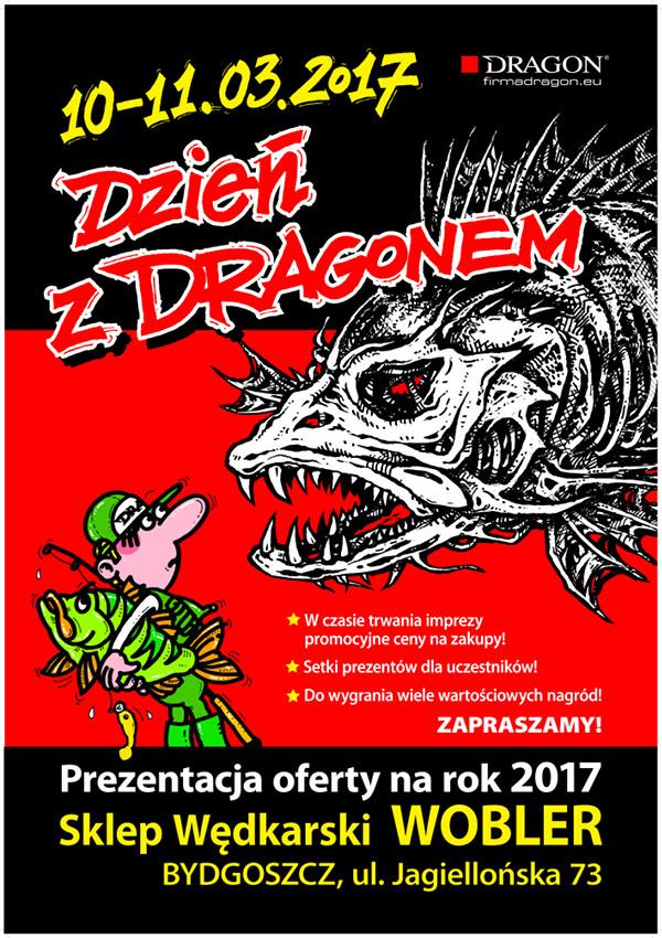 Plakata Dzień z Dragonem 2017 w SklepWobler.pl