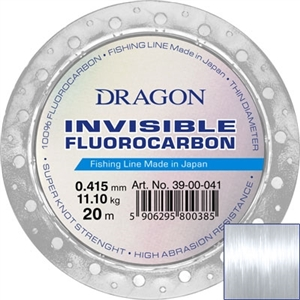 Zdjęcie Fluorocarbon DRAGON Invisible 20m