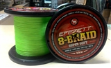 Plecionka EFFZETT 8-BRAID FLUO GREEN