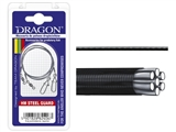 Przypon DRAGON HM Steel Guard 1x7 Momoi Carbon