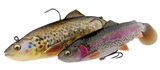 Gumy SAVAGEAR 4D Trout Rattle Shad 12,5cm