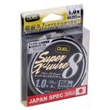 Plecionki DUEL Super X-Wire 8 Made in Japan