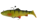 Gumy SAVAGEAR 3D Trout Rattle Shad MS 125mm