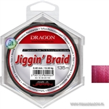 Plecionki DRAGON Jiggin' Braid 135m
