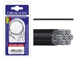 Przypon DRAGON HM Steel Guard 7x7 Momoi Carbon